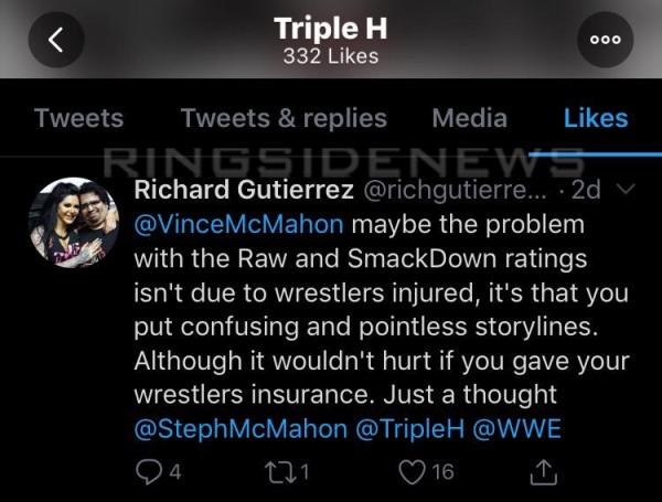 El revelador dato sobre la improvisación creativa de WWE 1