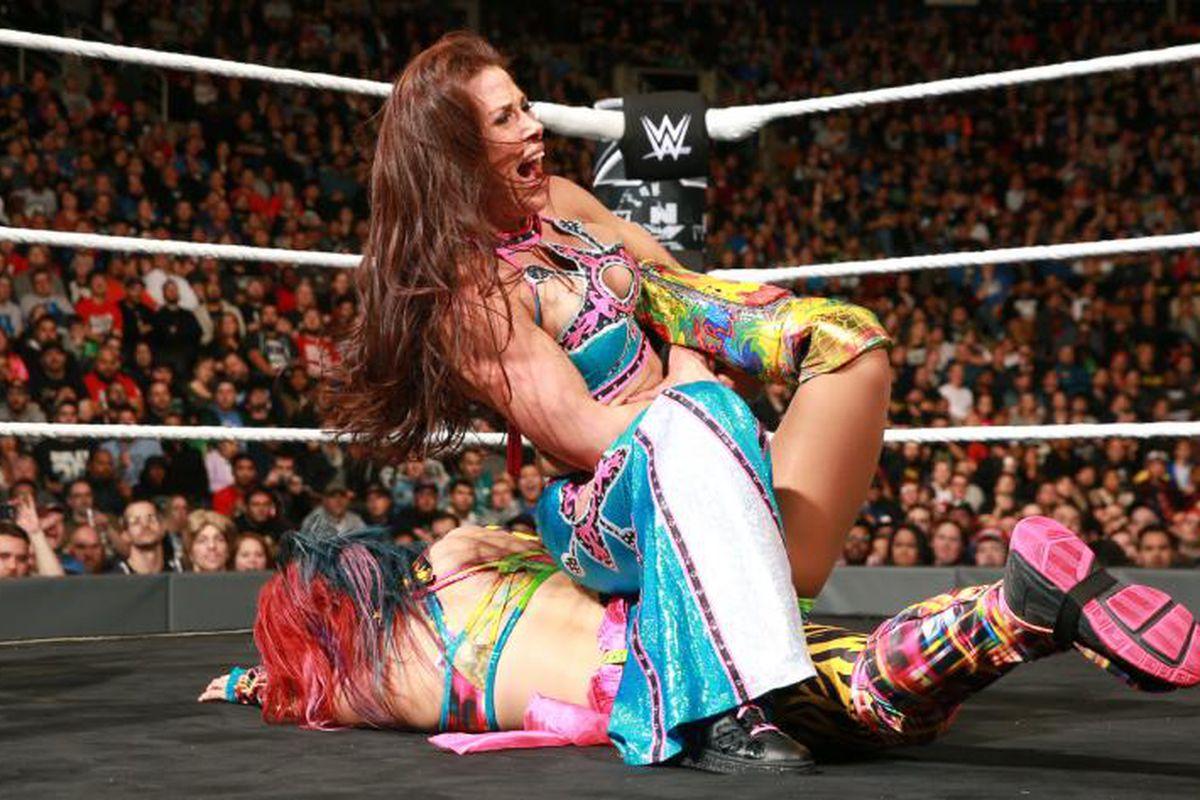 Los luchadores que participaron una sola vez en NXT TakeOver 9