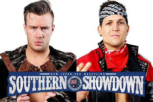 """NJPW: Lista la mini gira a Australia """"Southern Showdown"""" 16"""