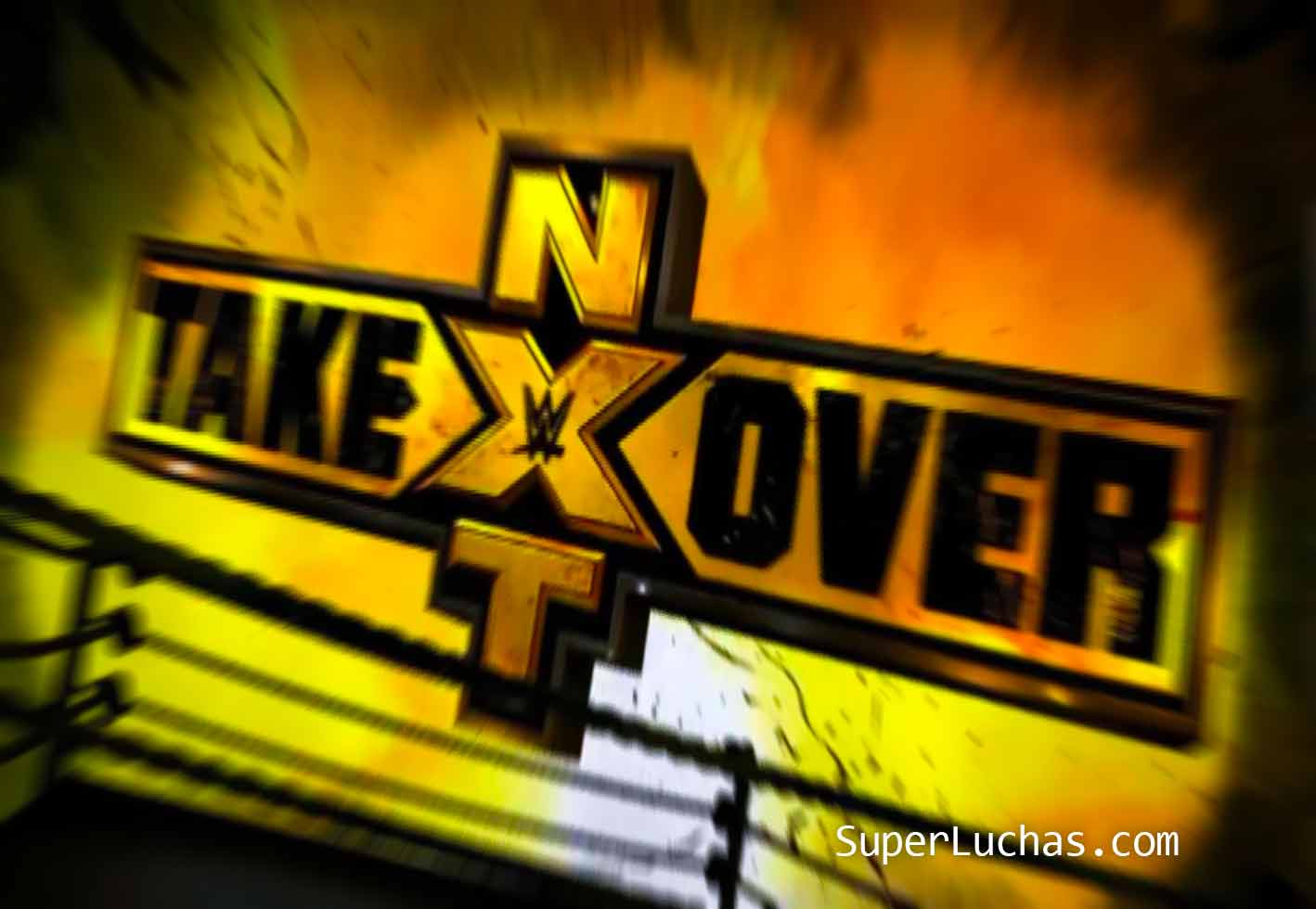 Cartel de NXT TakeOver: Tampa