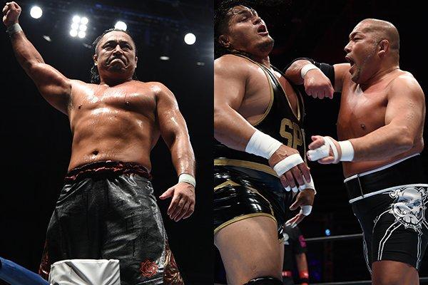 """NJPW: """"G1 Climax 29"""" Día 2 Dominio de CHAOS 1"""