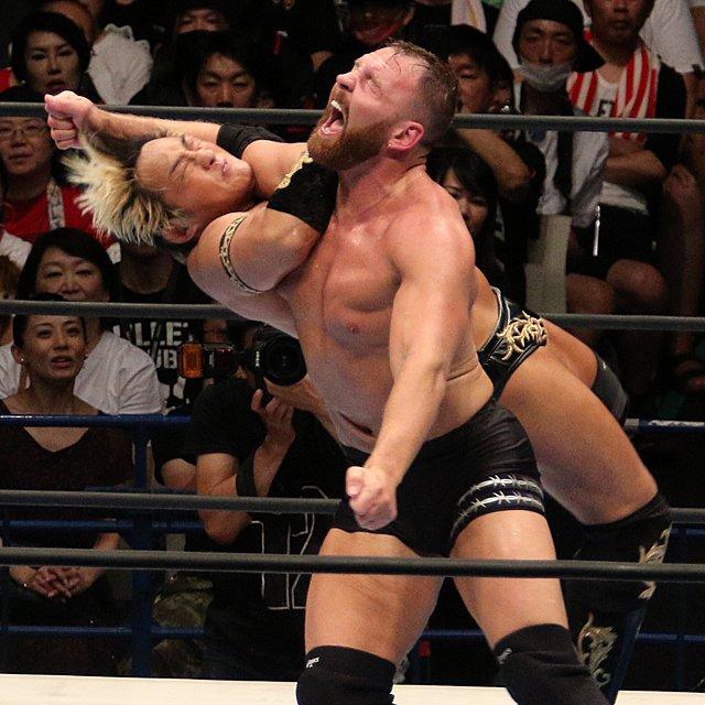 """NJPW: """"G1 Climax 29"""" Día 2 Dominio de CHAOS 4"""