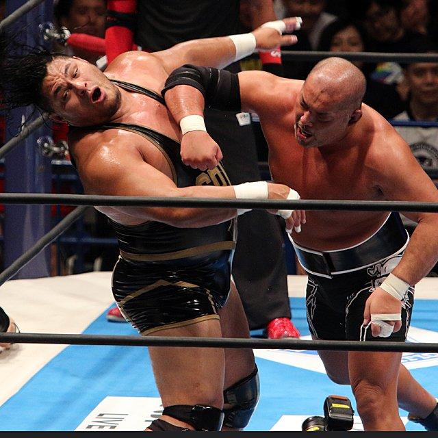"""NJPW: """"G1 Climax 29"""" Día 2 Dominio de CHAOS 6"""