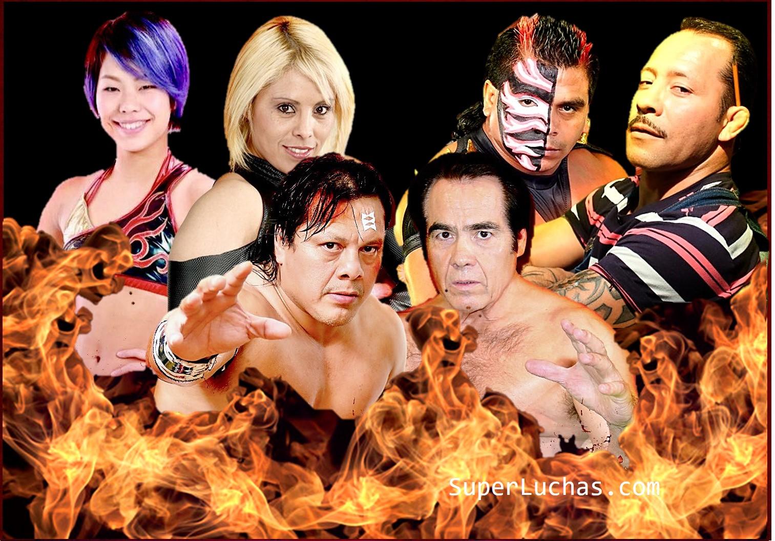 CMLL: ¿Quiénes serán los condenados al Juicio Final? 66