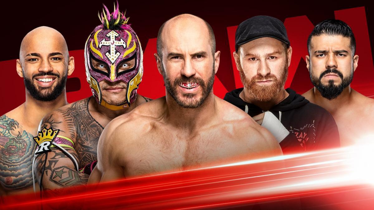WWE RAW (29 de julio 2019) | Resultados en vivo | La cumbre samoana 2
