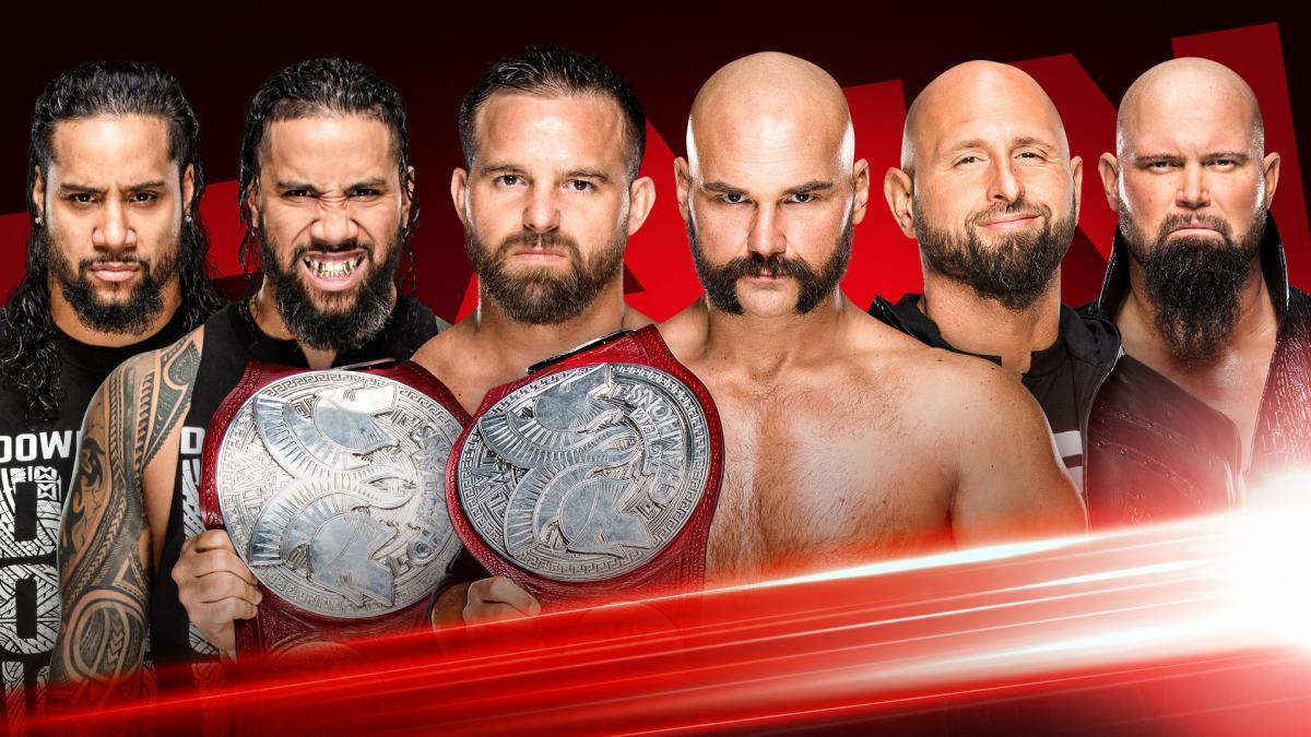 WWE RAW (29 de julio 2019) | Resultados en vivo | La cumbre samoana 4
