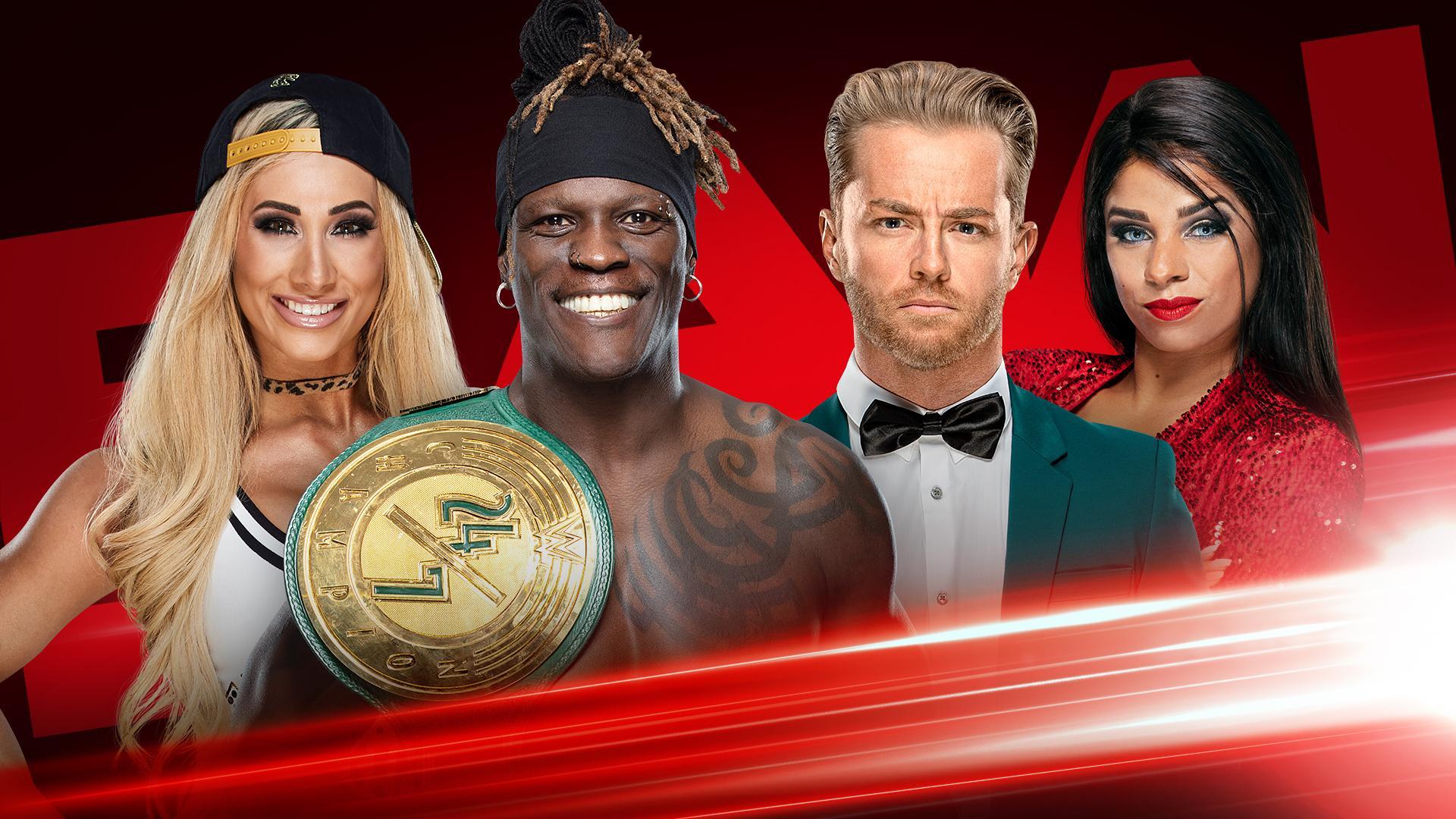 WWE RAW (29 de julio 2019) | Resultados en vivo | La cumbre samoana 1
