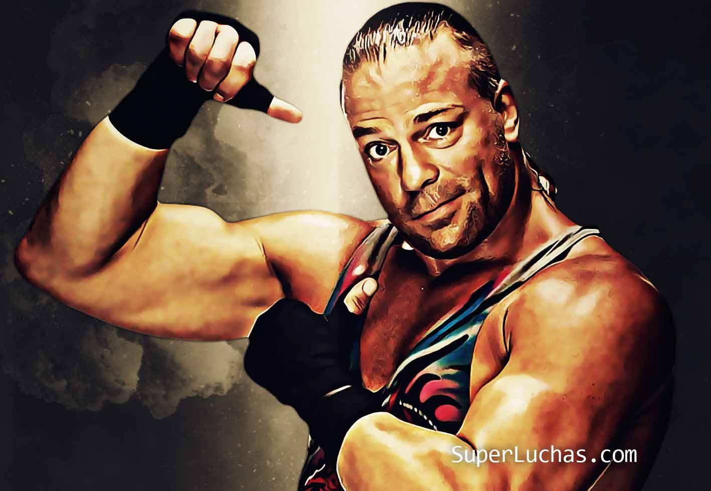 ¿Qué debemos esperar del regreso de Rob Van Dam a WWE? 2