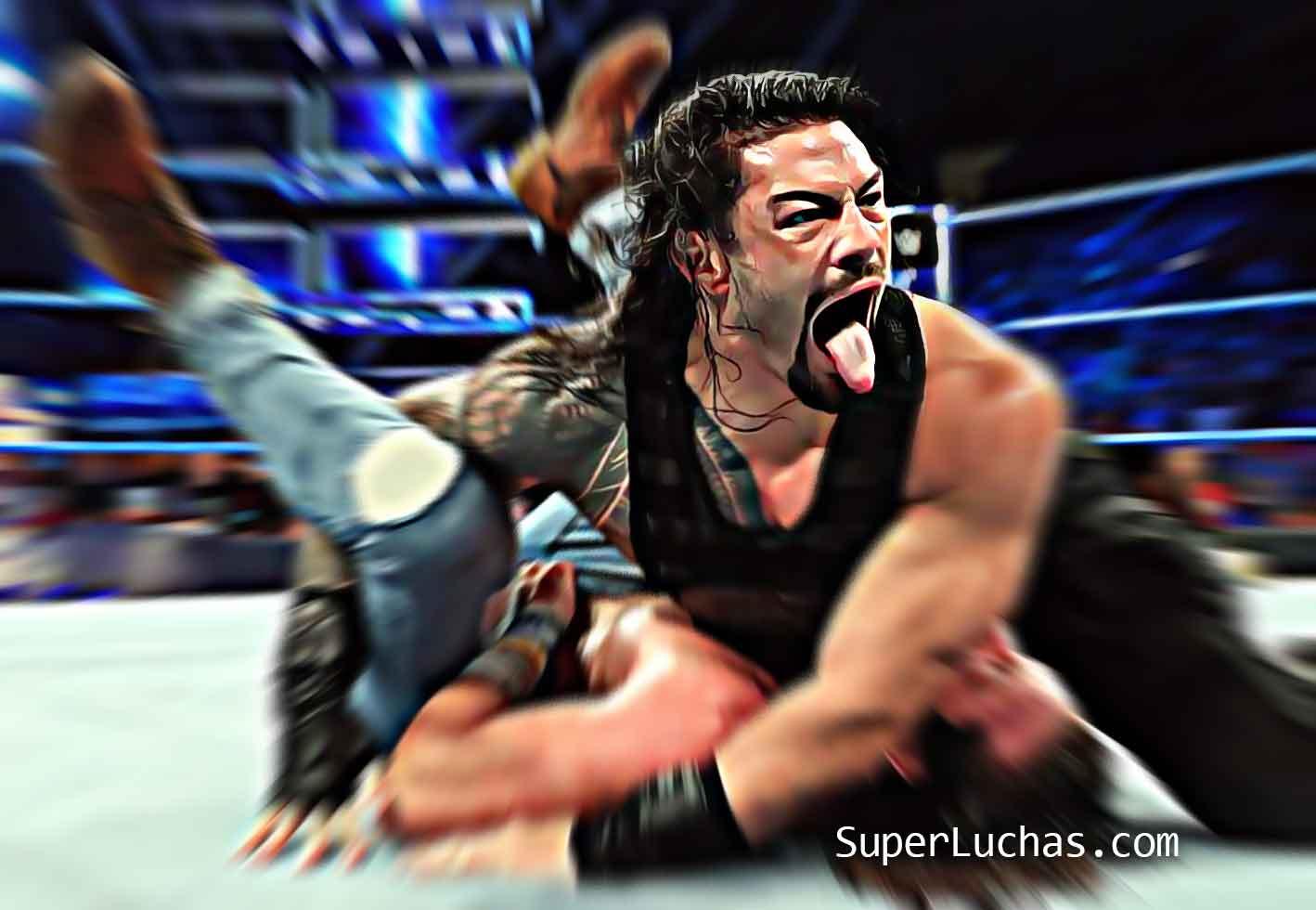 Roman Reigns Elias
