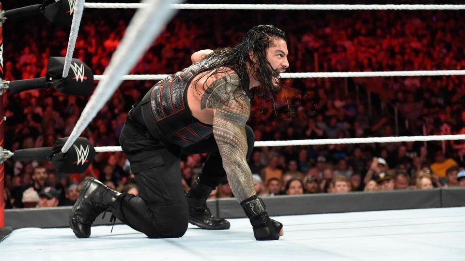 Roman Reigns ganador del Royal Rumble 2020