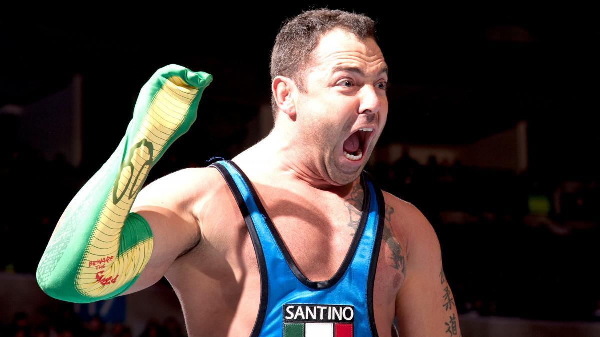 La hija de Santino Marella ha hecho su prueba con WWE 1