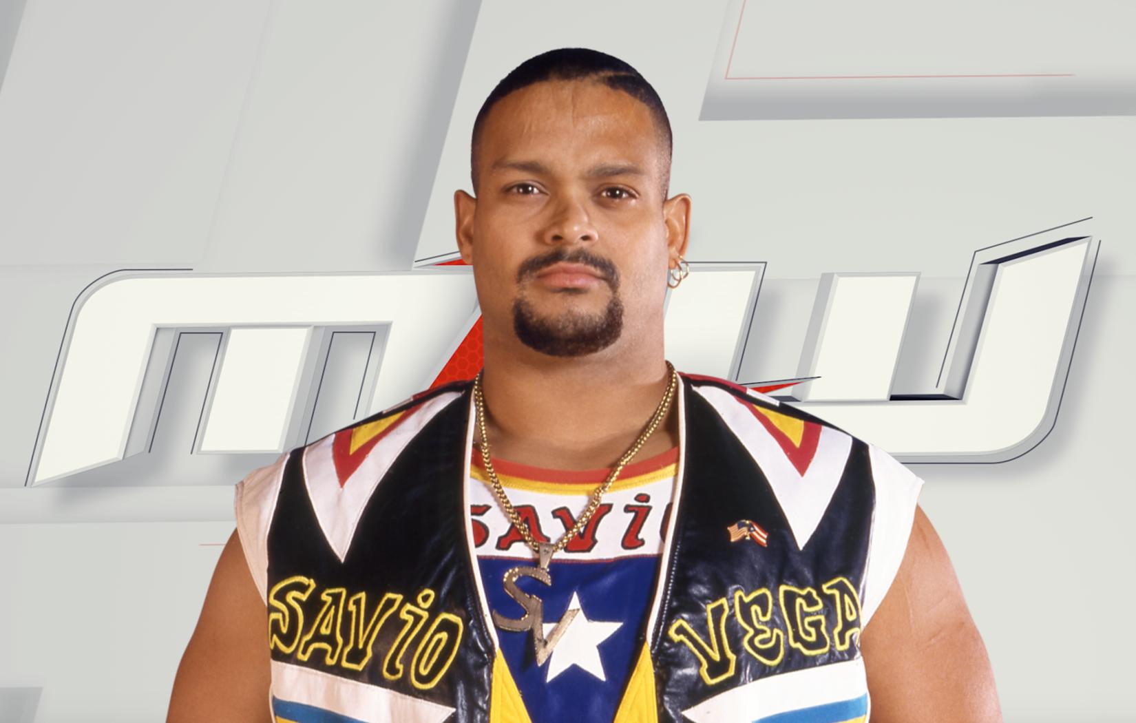 ¡Savio Vega llega el 25 de Julio a MLW! 8