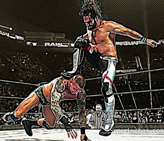 Seth Rollins Randy Orton