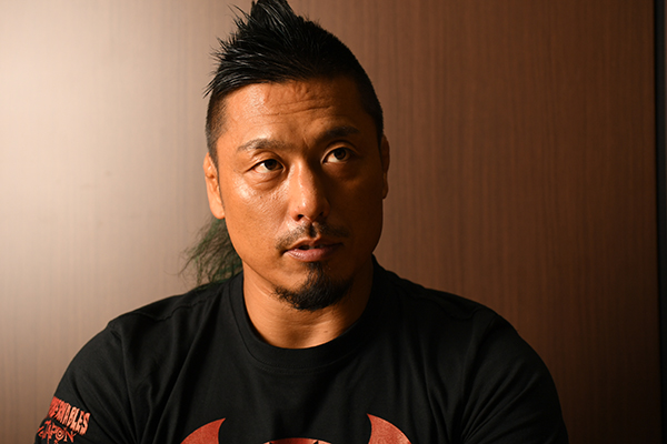 """""""El BOSJ26 es la prueba final para mi aceptación en NJPW"""": Shingo Takagi 2"""
