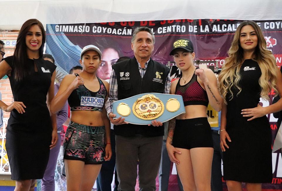 Bermúdez y Torres empatan en Ciudad de México 1