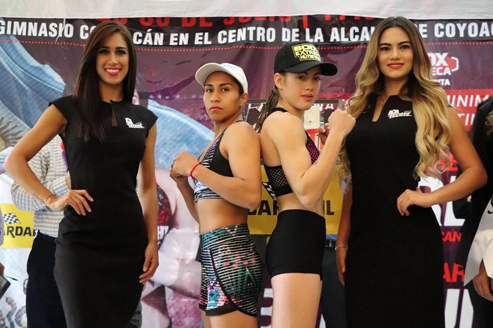 Bermúdez y Torres empatan en Ciudad de México 2