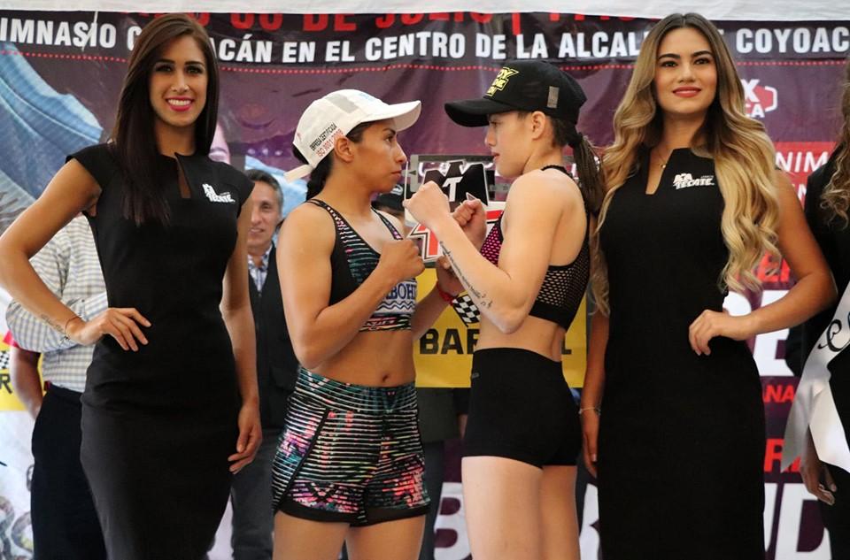 Bermúdez y Torres empatan en Ciudad de México 3