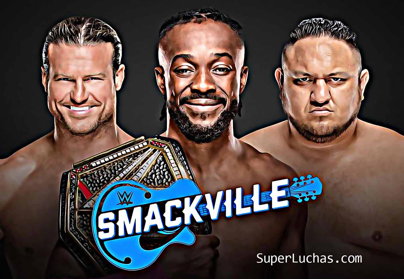 WWE Smack Ville 2019