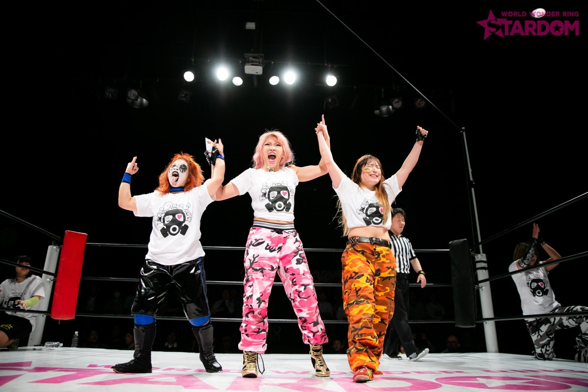 "Stardom: ""Golden Week Stars 2019"" Días 3 y 4 36"