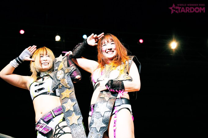 "Stardom: ""World Big Summer in Nagoya"" 2 títulos en disputa 10"