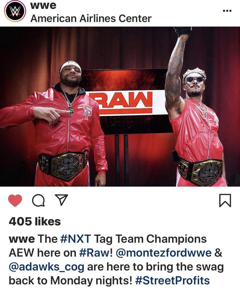 WWE menciona sin querer a AEW en Raw - Nick Jackson responde 1