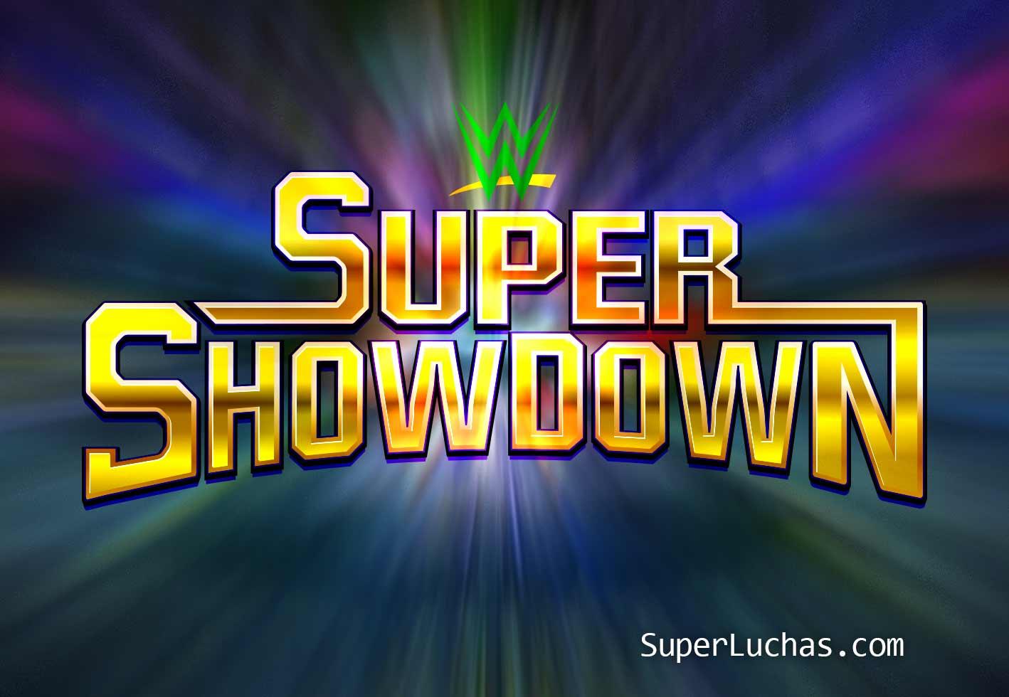 Sorpresas en Super ShowDown 2020