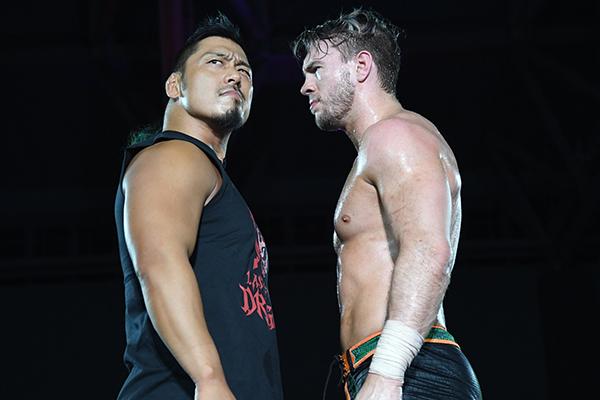 """""""El BOSJ26 es la prueba final para mi aceptación en NJPW"""": Shingo Takagi 3"""