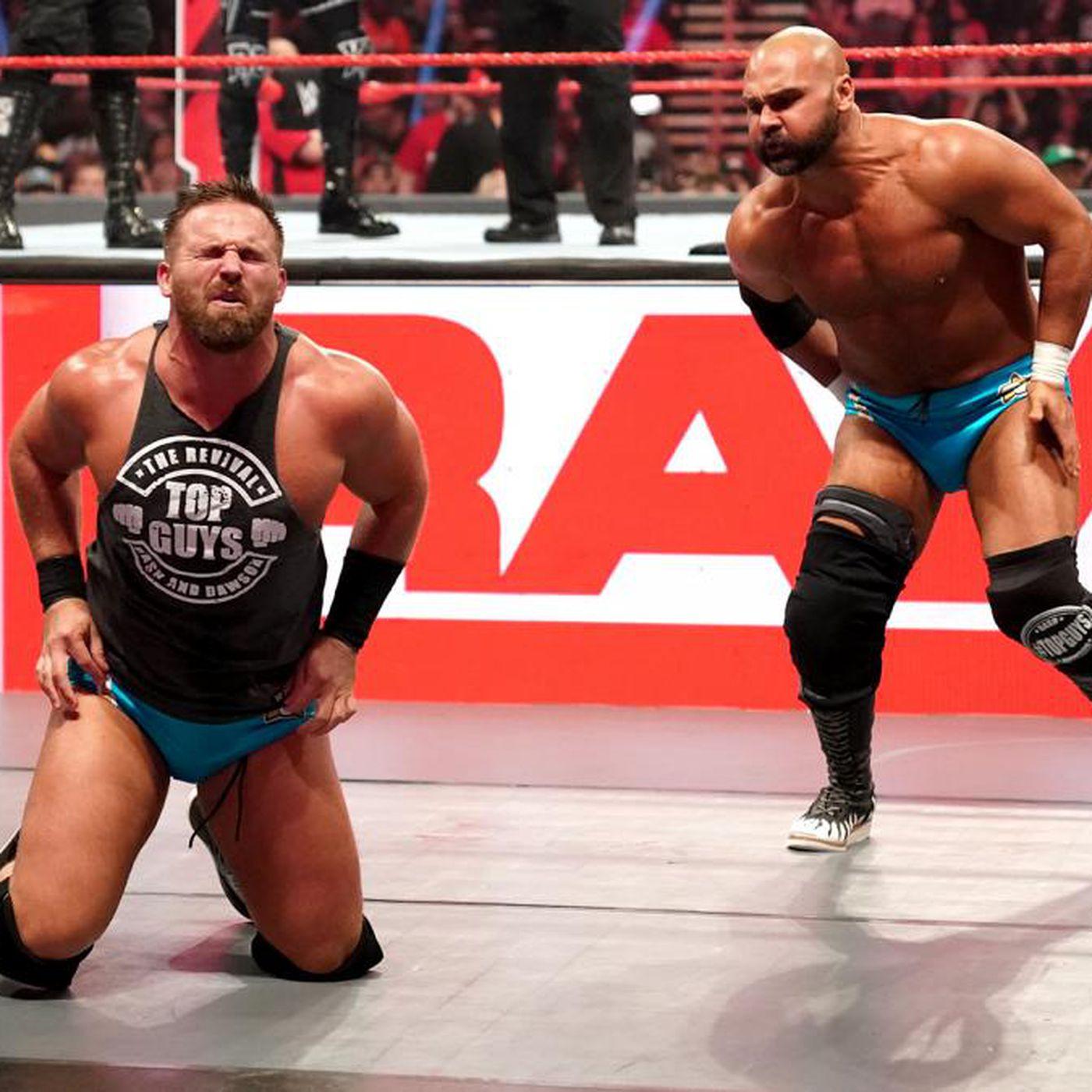 The Revival lidiando con WWE y su revanchismo - WWE