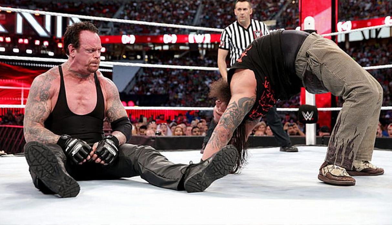 The Undertaker vs The Fiend