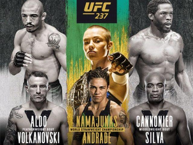 Resultados UFC 237: Jessica Andrade es la nueva campeona 5