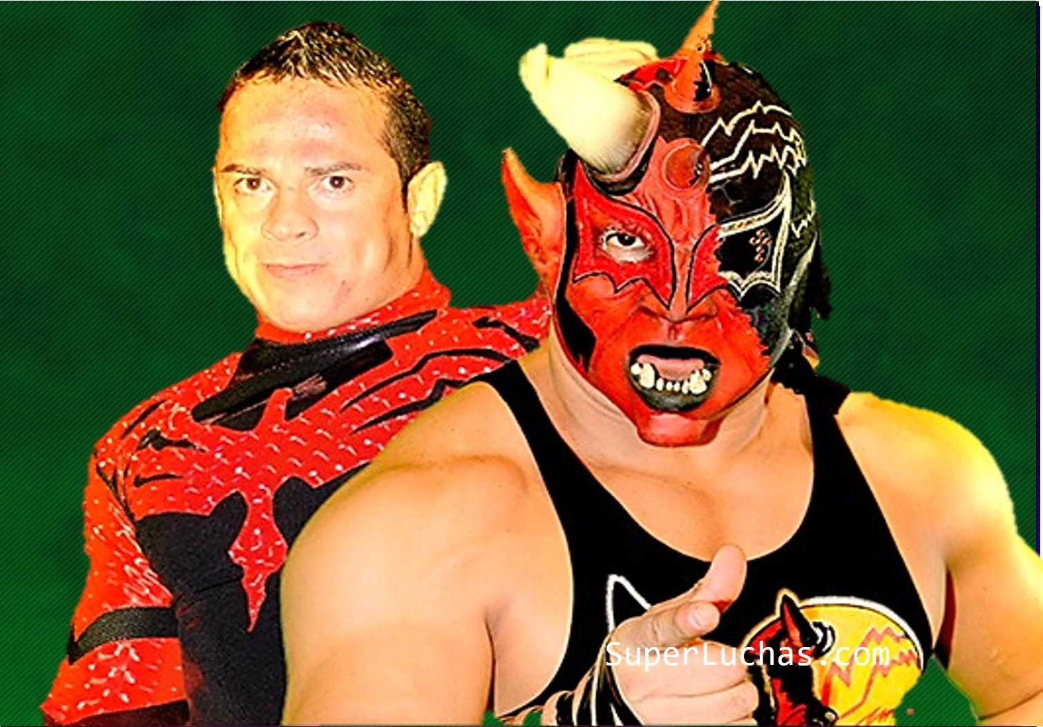 CMLL: En Puebla, Mephisto y Volador Jr. son la pareja increíble 61