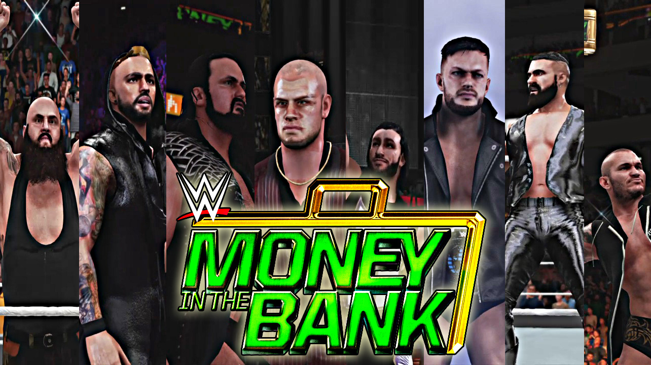 Súper Simulaciones: ¡Así sería WWE Money In The Bank 2019! 7