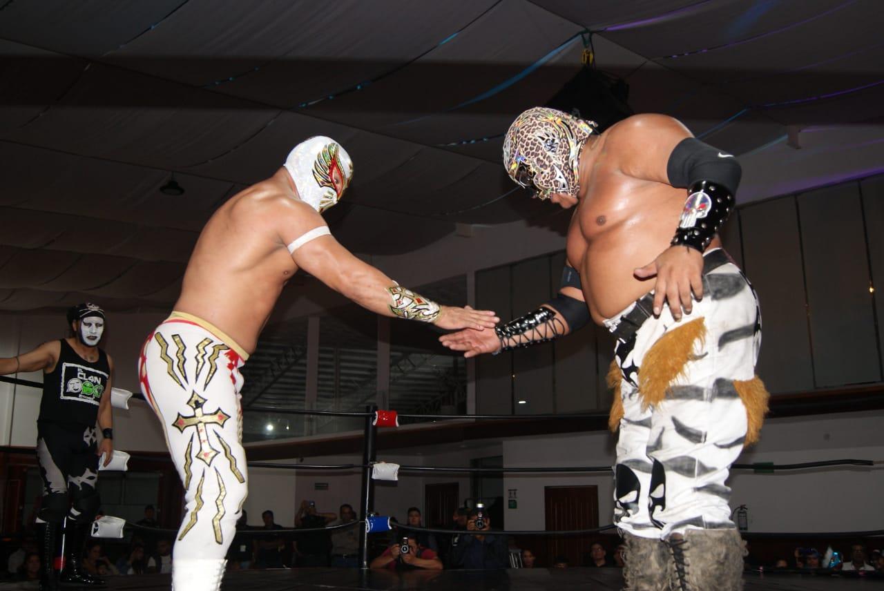 Resultados Lucha and Combat Fest 2019- Mexitosos y Villano IV grandes triunfadores de la tarde 35