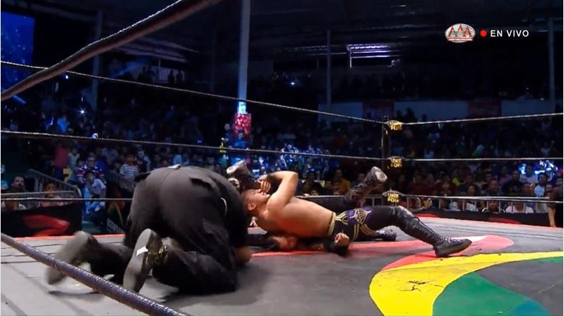 AAA: Conquista Total llegó al Sur y Sureste de México 5