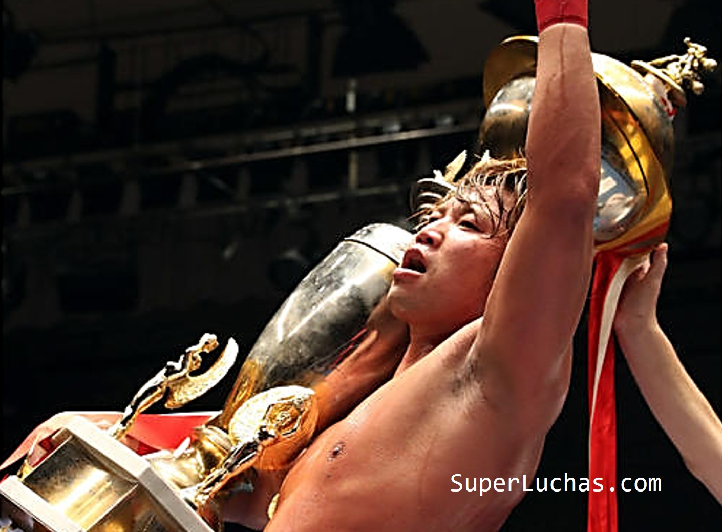 "AJPW: ""Champion Carnival 2019"" Gran final, Miyahara cumple promesa 1"