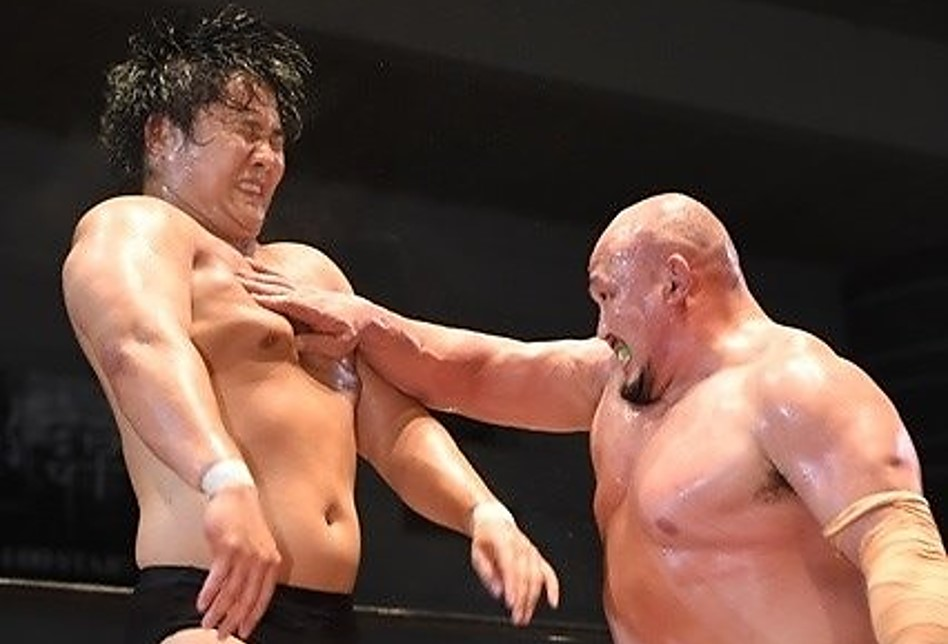 "BJW: ""Osaka Surprise 42"" 4 títulos en juego, invade Strong Hearts 3"
