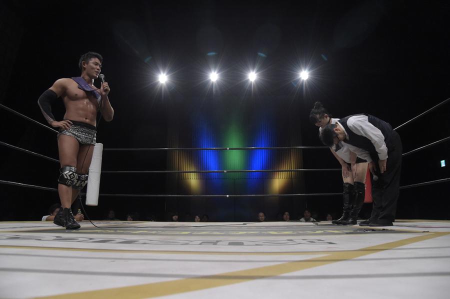 """DDT. """"Golden DDT Theatre 2019"""" Akito es nuevo monarca extremo 1"""