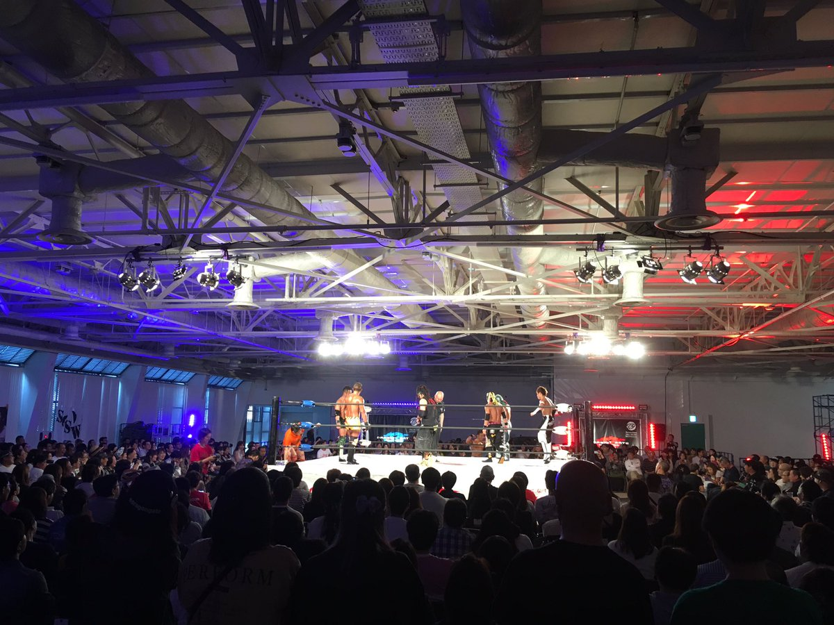 "Dragon Gate: ""King of Gate 2019"" Días 2 y 3 1"