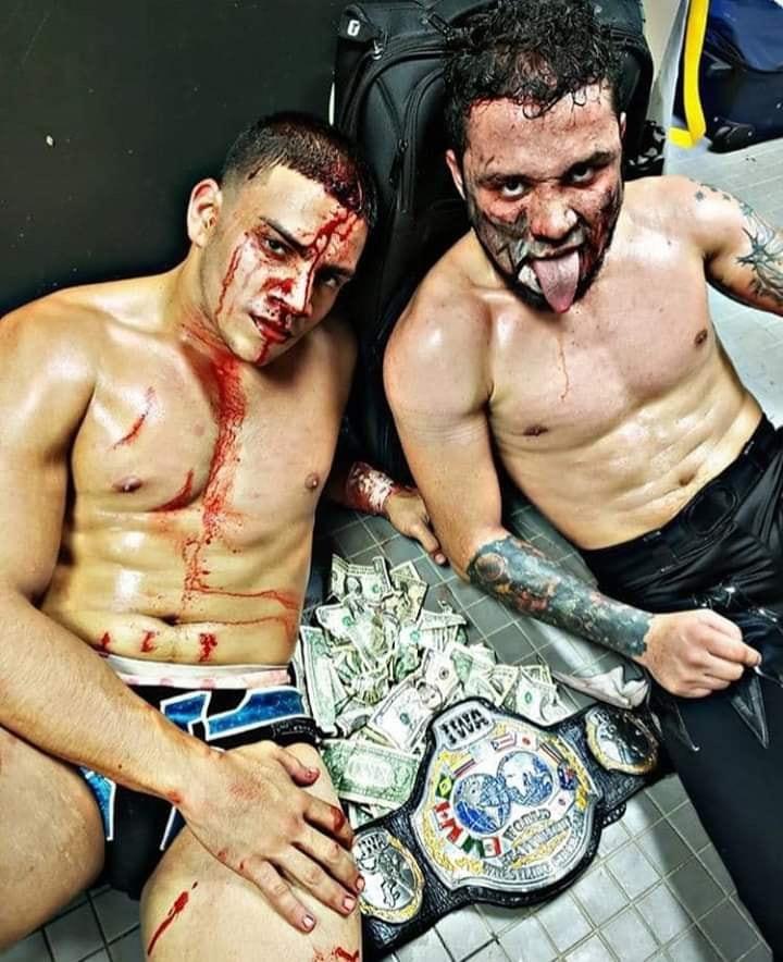 """Electro: """"Arez acepto Cabellera vs Cabellera y expongo mi Campeonato"""" 4"""