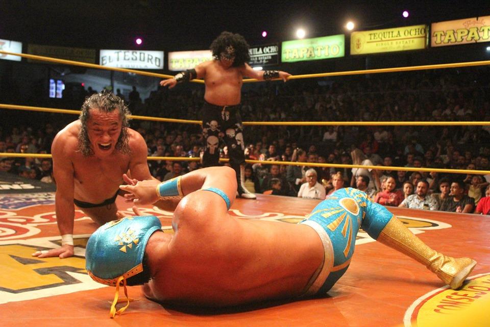 Una mirada semanal al CMLL (del 18 al 24 de julio de 2019) 7