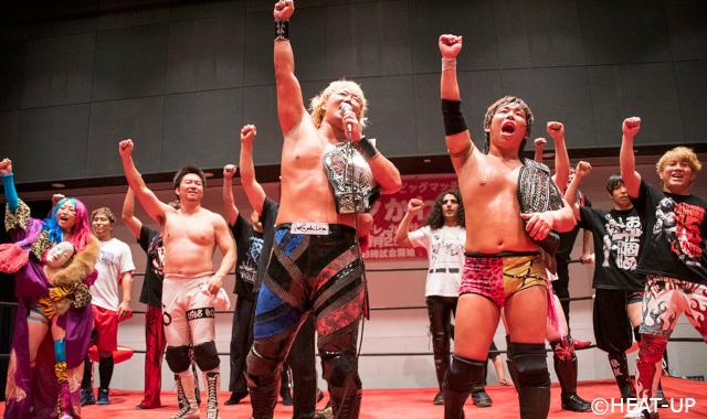 Heat Up: Daisuke Kanehira y Joji Otani defienden título de parejas 2