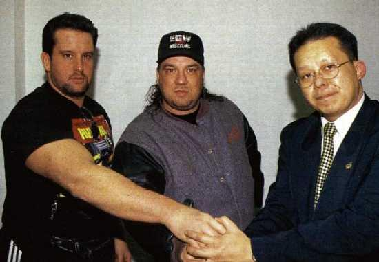 Literalmente, Tommy Dreamer pensó en matar a Paul Heyman en WM17 1