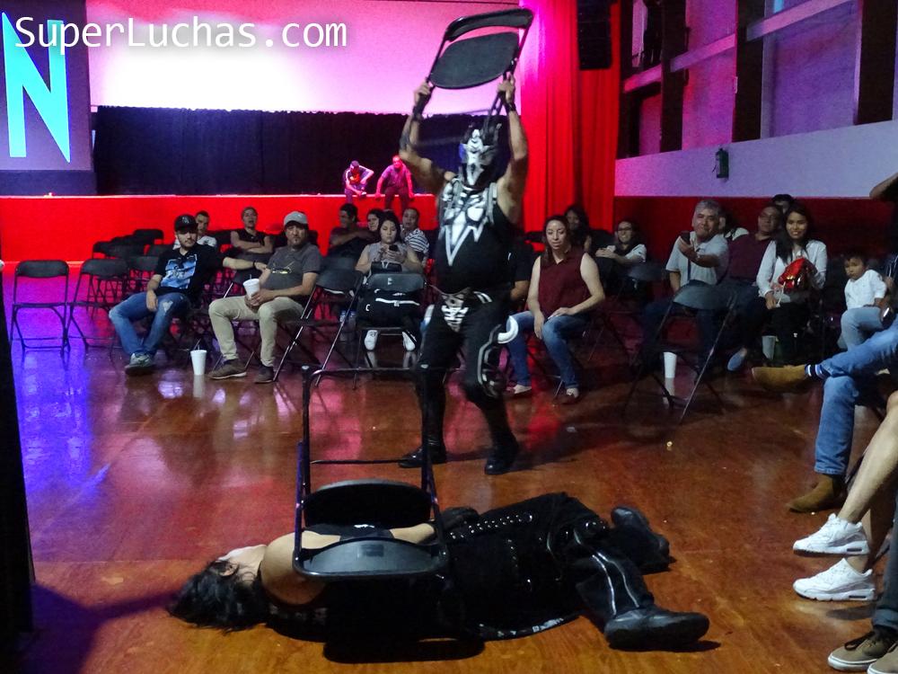 Resultados Lucha and Combat Fest 2019- Mexitosos y Villano IV grandes triunfadores de la tarde 33