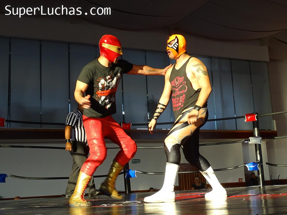 Resultados Lucha and Combat Fest 2019- Mexitosos y Villano IV grandes triunfadores de la tarde 29