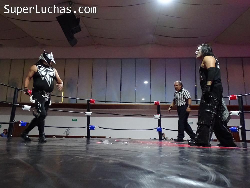 Resultados Lucha and Combat Fest 2019- Mexitosos y Villano IV grandes triunfadores de la tarde 32