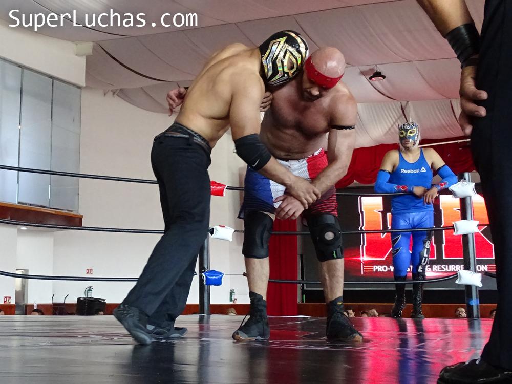 Resultados Lucha and Combat Fest 2019- Mexitosos y Villano IV grandes triunfadores de la tarde 22