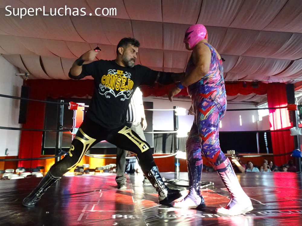 Resultados Lucha and Combat Fest 2019- Mexitosos y Villano IV grandes triunfadores de la tarde 26