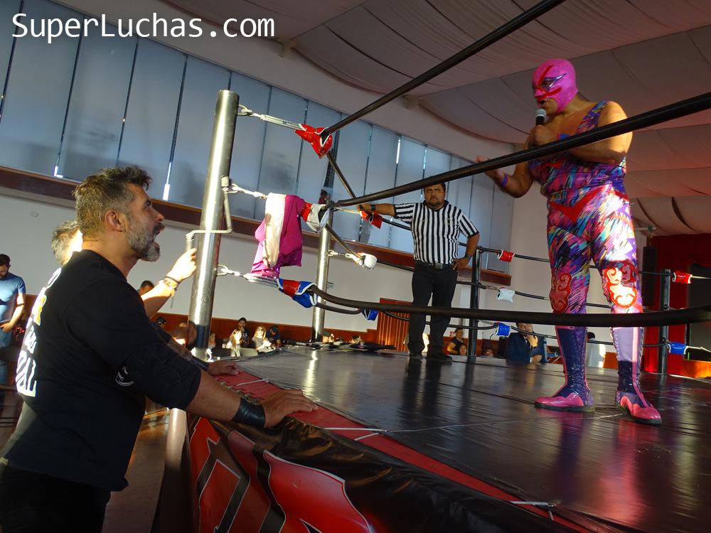 Resultados Lucha and Combat Fest 2019- Mexitosos y Villano IV grandes triunfadores de la tarde 31