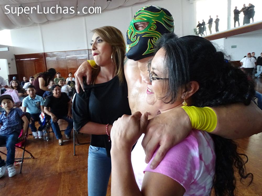 Resultados Lucha and Combat Fest 2019- Mexitosos y Villano IV grandes triunfadores de la tarde 15