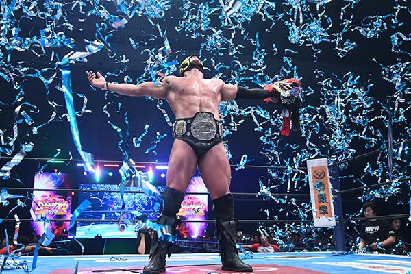 NJPW: Wrestling Dontaku 2019 Día 1 Taichi triunfa, Dragon Lee retiene 1